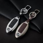 Alu Schlüsselcover für NIssan N5 HEK2