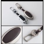 Alu Hartschalen Schlüssel Case passend für Nissan Autoschlüssel  HEK2-N5