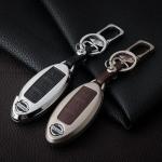 Alu Schlüsselcover für NIssan N7 HEK2