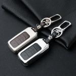 Alu Hartschalen Schlüssel Case passend für Honda Autoschlüssel  HEK2-H13