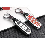 Alu Schlüssel Cover für VW Skoda Seat...