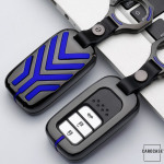 Alu Schlüssel Cover für Honda Schlüsseltyp H11-H13 Kollektion-HEK6