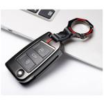 Alu Schlüssel Cover für VW Schlüsseltyp V3...