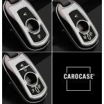 Hartschalen Schlüssel Cover passend für Opel Autoschlüssel mit Leuchtfunktion  HEK19-OP14