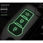 Hartschalen Schlüssel Cover passend für Ford...
