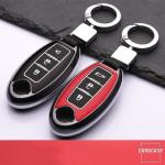 Hartschalen Schlüssel Cover passend für Nissan...
