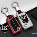 Schlüssel Cover für VW Schlüsseltyp V8 V8X...