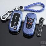 Nachleuchtende Schlüssel Cover passend für  Autoschlüssel  HEK20-OP13