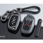 Nachleuchtende Schlüssel Cover passend für Hyundai Autoschlüssel  HEK20-D6