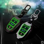 Schlüssel Cover für Peugeot Citroen P2 C2 Kollektion-HEK17 - LEUCHTEND