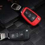 Silikon Schlüssel Cover passend für Audi Schlüssel AX3
