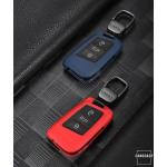 Silikon Schlüssel Cover passend für Volkswagen,...