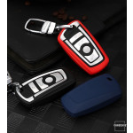 Silikon Schlüssel Cover passend für BMW Schlüssel B4, B5