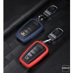 Silikon Schlüssel Cover passend für Toyota...