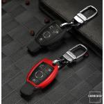 Silikon Schlüssel Cover passend für Mercedes-Benz Schlüssel M6, M7