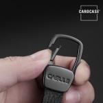 Premium Schlüsselanhäger Karabiner von CABULE -...