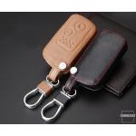 Leder Schlüssel Cover passend für Honda Schlüssel H7
