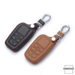Leder Schlüssel Cover passend für Toyota...