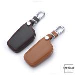Leder Schlüssel Cover passend für Toyota Schlüssel T5