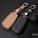 Leder Schlüssel Cover passend für Opel...