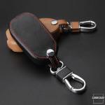 Leder Schlüssel Cover passend für Opel, Citroen, Peugeot Schlüssel P3