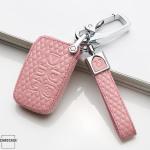 BLACK-ROSE Leder Schlüssel Cover für Land...