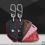 Leder Schlüsseletui für BMW Schlüsseltyp B6