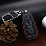 Leder Schlüssel Cover passend für Ford Schlüssel F5