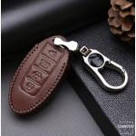 Leder Schlüssel Cover passend für Nissan Schlüssel N8