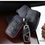 Leder Schlüssel Cover passend für Land Rover Schlüssel LR2