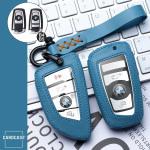 Leder Schlüssel Cover inkl. Lederband &...