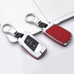 Aluminium Schlüssel Cover für VW SKODA SEAT Schlüssel  HEK15-V4