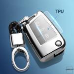 TPU Glossy Schutzhülle mit Tastenschutz passend...