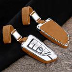 Premium Alcantara-Alu Cover für BMW Schlüssel...