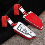 Aluminium, Alcantara Schlüssel Cover passend...