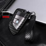 Carbon-Look Cover passend für BMW Schlüssel...