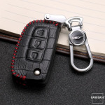 KROKO Leder Cover Mazda  LEK44-N3