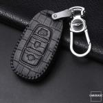 KROKO Leder Schlüssel Cover passend für...