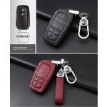 KROKO Leder Schlüssel Cover passend für Toyota...