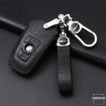 KROKO Leder Schlüssel Cover passend für BMW...