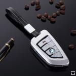 Alu Schlüssel Cover für BMW Schlüssel...