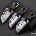 Alu Schlüssel Hülle - Cover für BMW HEK13-B6