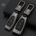 Alu Schlüssel Hülle - Cover für Ford HEK13-F4