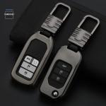 Alu Schlüssel Hülle - Cover für Honda...