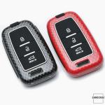 Nachleuchtende Schlüssel Cover passend für Hyundai, Kia Autoschlüssel  HEK20-D3