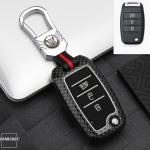 Nachleuchtende Schlüssel Cover passend für Kia...