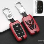 Nachleuchtende Schlüssel Cover passend für Land Rover, Jaguar Autoschlüssel  HEK20-LR2