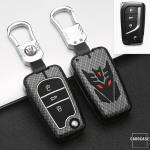 Cover für Toyota Schlüssel, Nachleuchtend HEK20-T2