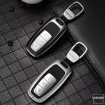 PREMIUM Alu Schlüssel Etui passend für Audi...