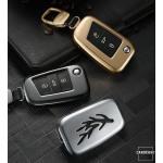 Premium Alu Schlüssel Case für VW Autoschlüssel HEK12-V3